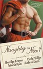 Naughty or Nice?: Santa, Baby / Love Bytes / Naughty Under the Mistletoe / Christmas Charade