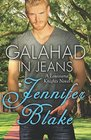 Galahad in Jeans