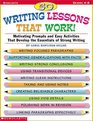 50 Writing Lessons That Work!:  Motivating Prompts and Easy Activities That Develop the Essentials of Strong Writing (Grades 4-8)