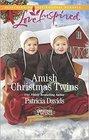 Amish Christmas Twins (Christmas Twins, Bk 1) (Love Inspired, No 1093)