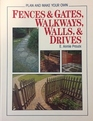 Plan and Make Your Own Fences  Gates Walkways Walls  Drives