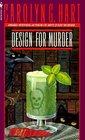 Design for Murder (Death on Demand, Bk 2)