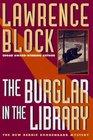 The Burglar in the Library (Bernie Rhodenbarr)