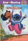 Go, Stitch, Go (Step Into Reading: A Step 1 Book)