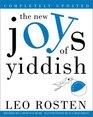 The New Joys of Yiddish : Completely Updated