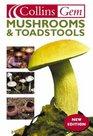 Mushrooms and Toadstools