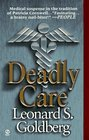 Deadly Care (Joanna Blalock, Bk 3)
