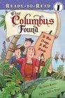 What Columbus Found It Was Orange It Was Round