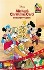 Disney Mickey's Christmas Carol Cinestory Comic