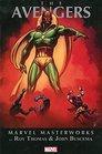 Marvel Masterworks The Avengers Volume 6