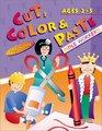 Cut Color  Paste Bible Workers