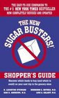The New Sugar Busters  Shopper's Guide