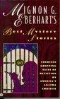 Mignon G Eberhart's Best Mystery Stories