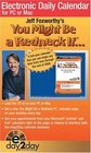 Jeff Foxworthy's You Might Be a Redneck If 2008 eDay2Day Calendar