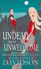 Undead and Unwelcome (Undead, Bk 8)