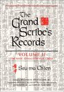 The Grand Scribe's Records: Volume 2: The Basic Annals of the Han Dynasty