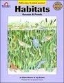 Habitats Oceans and Ponds