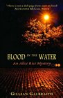 Blood in the Water (Alice Rice, Bk 1)
