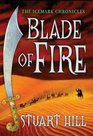 Blade of Fire The Icemark Chronicles