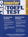 Arco Master the Toefl Test 2001