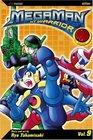 MegaMan NT Warrior Volume 9