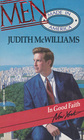 In Good Faith (Men Made in America: New York, No 32)