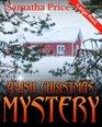 Amish Christmas Mystery  LARGE PRINT
