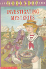 Investigating Mysteries: Literature & Writing Workshop (The Case Of The Missing Ring, Meg Mackintosh and The Case Of The Missing Babe Ruth Baseball, The Binnacle Boy)
