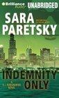 Indemnity Only (V. I. Warshawski Series)
