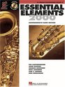 Essential Elements 2000 Comprehensive Band Method  Tenor Saxophone Book 2