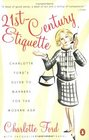 21st-Century Etiquette  Charlotte Ford's Guide to Manners for the Modern Age