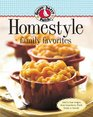 Gooseberry Patch Homestyle Family Favorites Tried  True Recipes from Gooseberry Patch Family  Friends