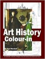 Art History Colour-In