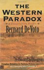 The Western Paradox A Conservation Reader