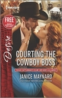 Courting the Cowboy Boss