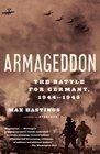 Armageddon : The Battle for Germany, 1944-1945 (Vintage)