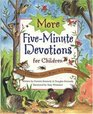 More Five Minute Devotions for Children Celebrating God's World As A Family
