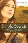 Simple Secrets (Harmony, Bk 1)