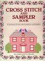 Cross stitch and sampler book