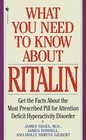 What You Need to Know About Ritalin