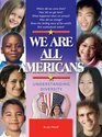 We Are All Americans Understanding Diversity
