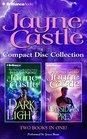 Jayne Castle CD Collection Dark Light Obsidian Prey