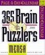 365 Brain Puzzlers Calendar 2006