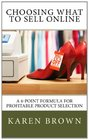 Choosing What to Sell Online A 4Point Formula for Profitable Product Selection