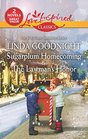Sugarplum Homecoming  The Lawman's Honor An Anthology