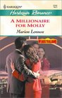 A Millionaire for Molly (The Australians) (Harlequin Romance, No 3742)