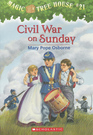 Civil War on Sunday (Magic Tree House, Bk 21)