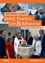 GCSE Religious Studies Catholic Church Belief Practice Life  Behaviour Text Book AQA/A