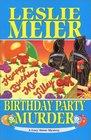 Birthday Party Murder (Lucy Stone, Bk 9)