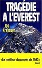 Tragedie A L'Everest